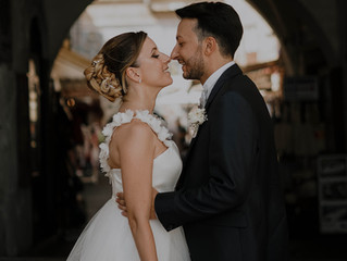 Wedding Francesco & Maddalena  Nereidi, Amalfi
