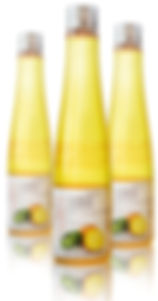 Massage Oil Juicy Pineapple Tranquility & Calming Aromatherapy Oil