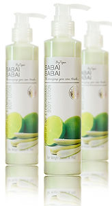 Body Lotion Fresh up Lime & Lemongrass