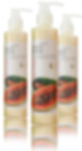 Body Lotion Papaya Cocktaile