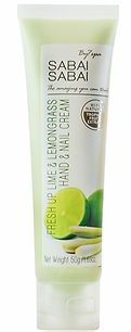 Hand & Nail CreamFresh up Lime & Lemongrass