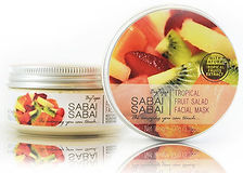 Fasial Mask Tropical Fruite Salad