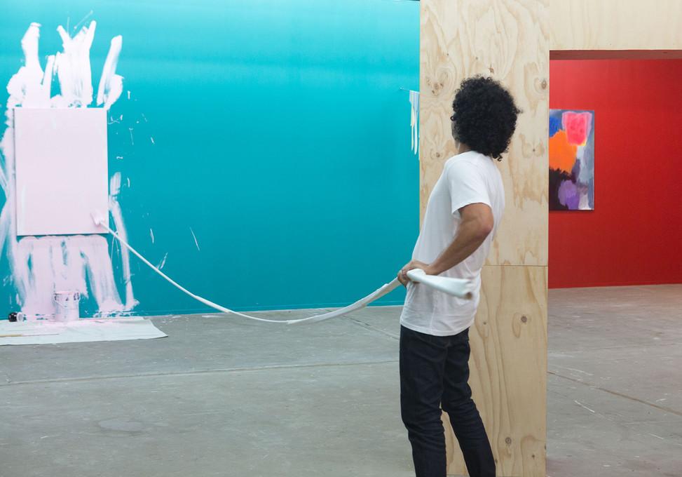 Hussein Sami, Artspace, 2017
