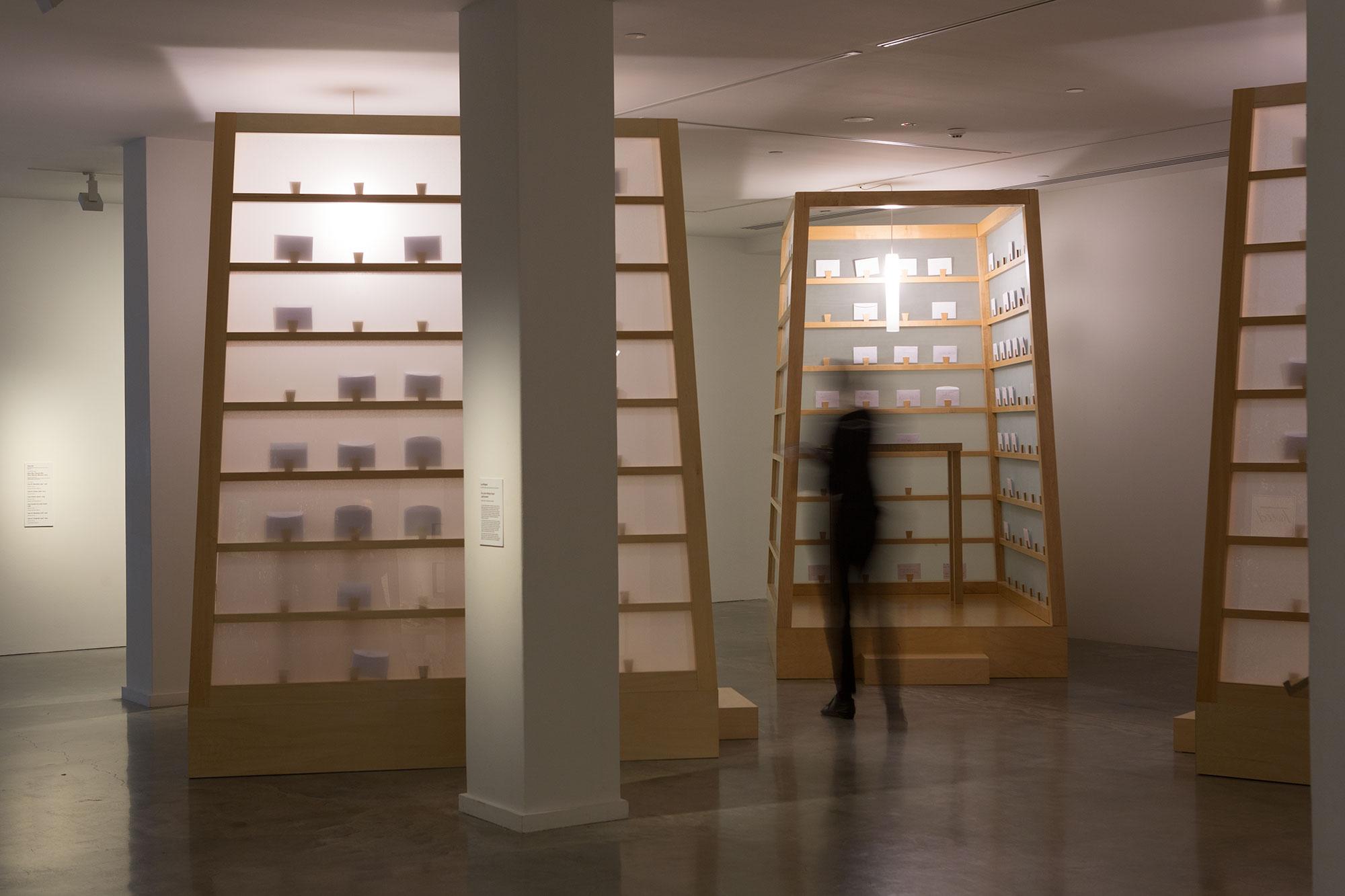 MCA installation, 2017