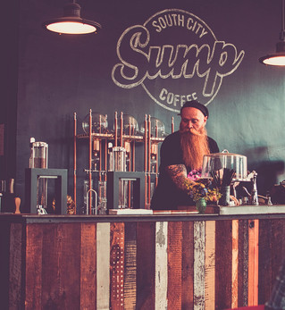 Sump Knows Coffee