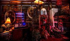 Containment Haunted House attic scene 20