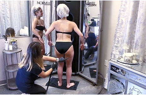 Fresno Spray Tan Training, in person or virtual training.