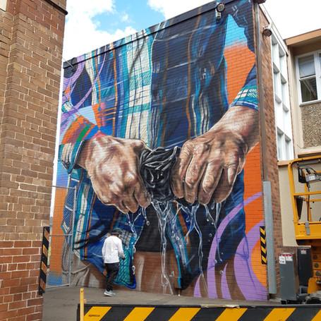 Dulwich Hill Art School 9m x 8m  Sydney 2020