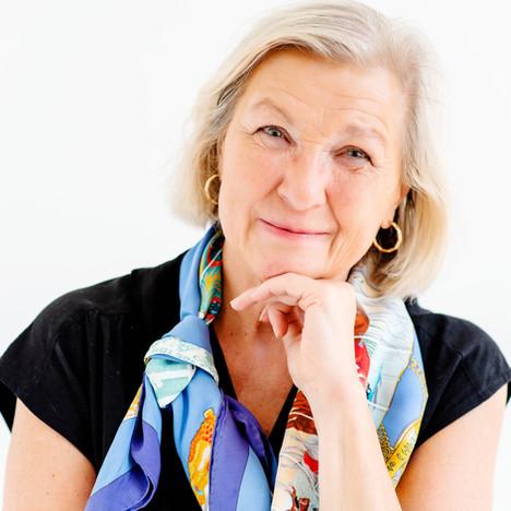 older woman headshot