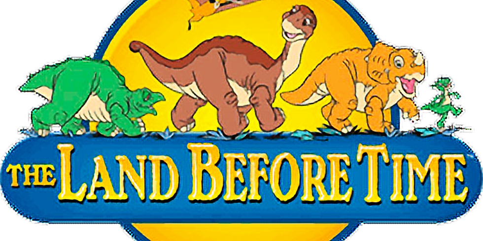 Movie + Craft: The Land Before Time