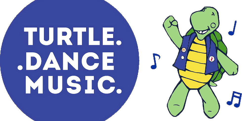 Born to Read with Turtle Dance Music