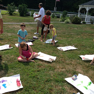 Paint with Your Feet 2015