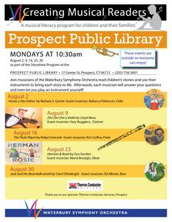 Prospect Library.Summer 2021.w.sponsor.poster2