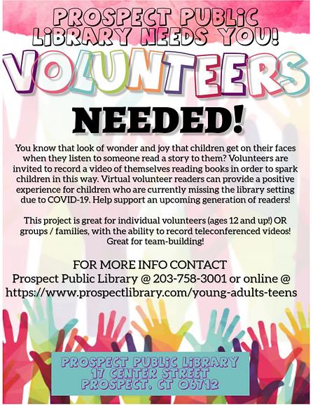 FLYER-Volunteer to be a Virtual Reader.p