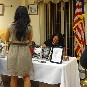 L.M. Carr Book Signing