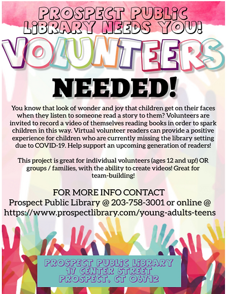 FLYER-Volunteer to be a Virtual Reader.p