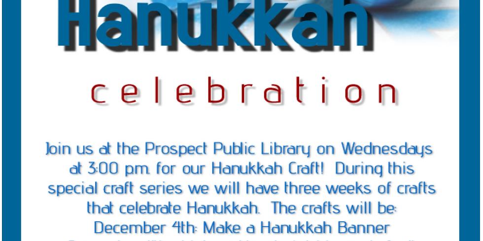 Hanukkah Craft Series (1)