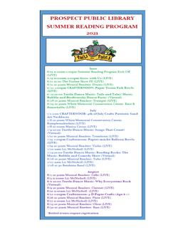SRP 2021 Calendar Brochure
