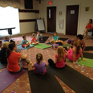 Children's Yoga 2015