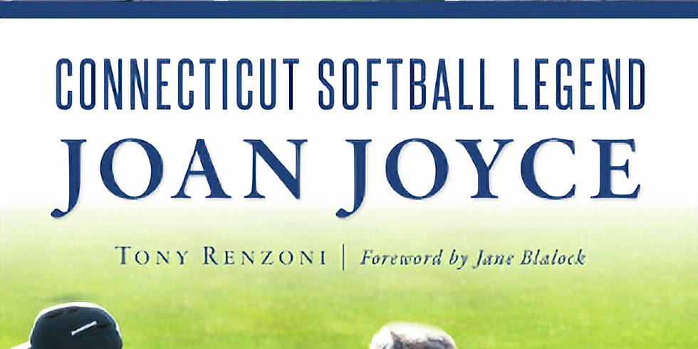 Prospect Library to host Soft Ball great Joan Joyce with book on her life September 14th.