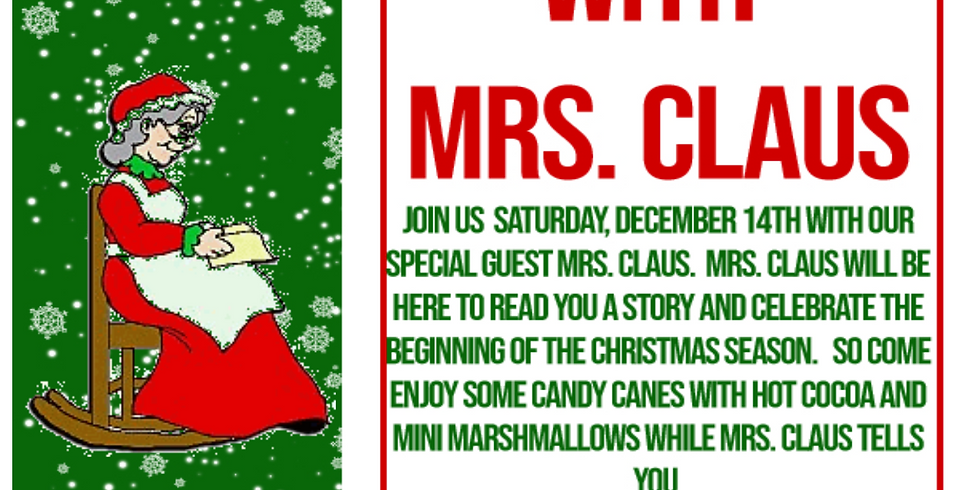 Storytime with Mrs. Claus (1)
