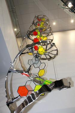DNA sculpture 2