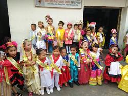 CENEP United nation celebration