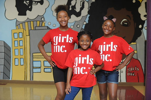 Girls Inc. T-Shirt (Kid Size)