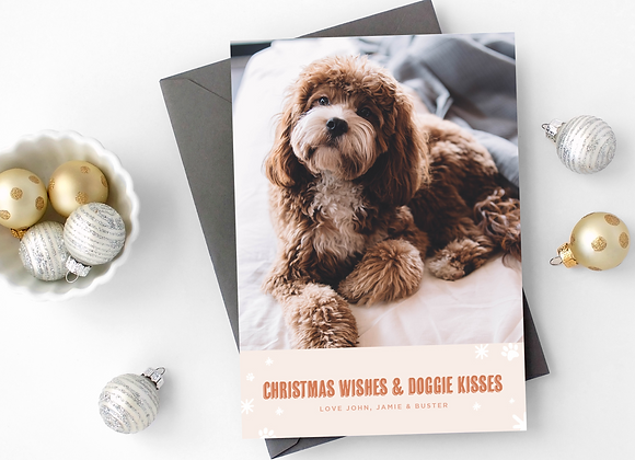 Christmas Wishes & Kisses