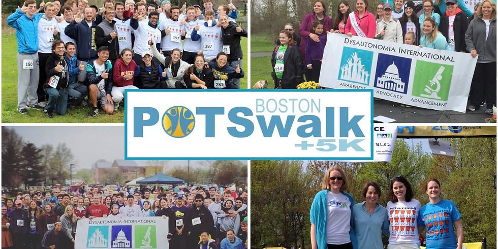 POTS Walk Benefiting Dysautonomia International