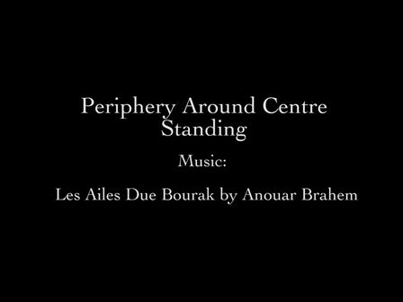 Periphery around the Centre, Standing Video A