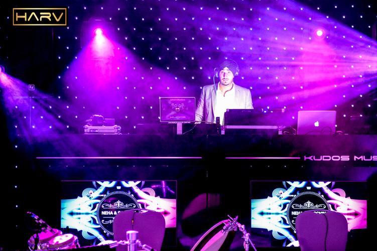 DJ Harv - Hilton T5 Hotel