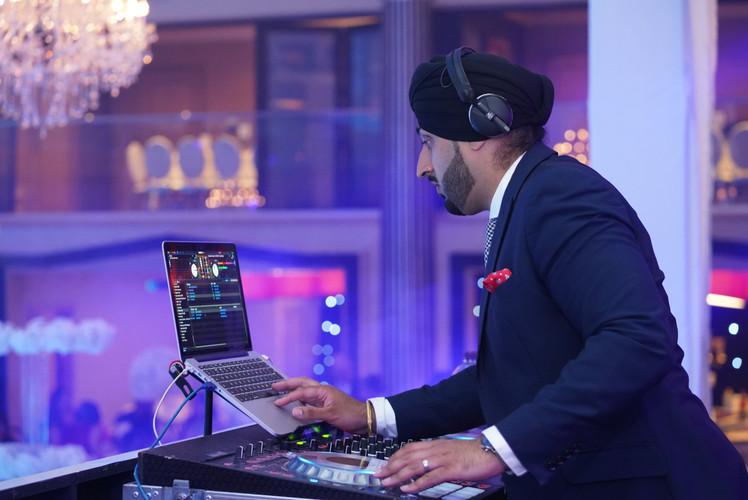 DJ Harv Kudos Music