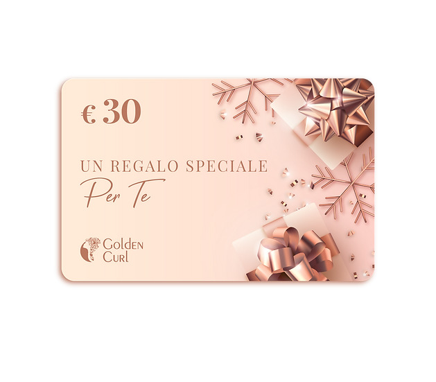 GIFT CARD ROSE GOLD - VALORE € 45