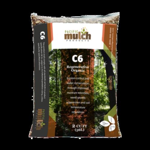 C6 Pacific Mulch