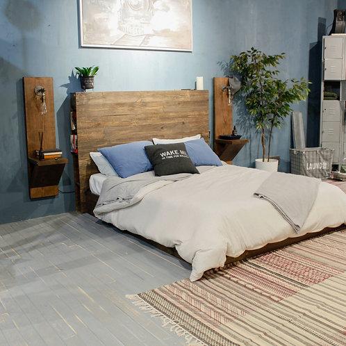 Roan Pallet Queen Bed