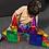 Thumbnail: 80 Piece 3D Magnetic Building Blocks