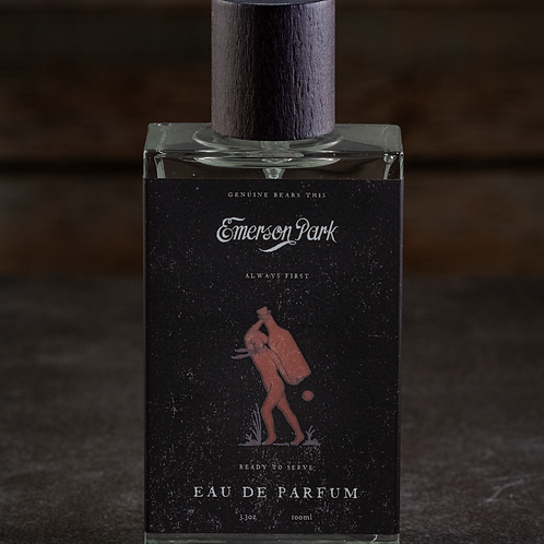 Eau de Parfum Black Label