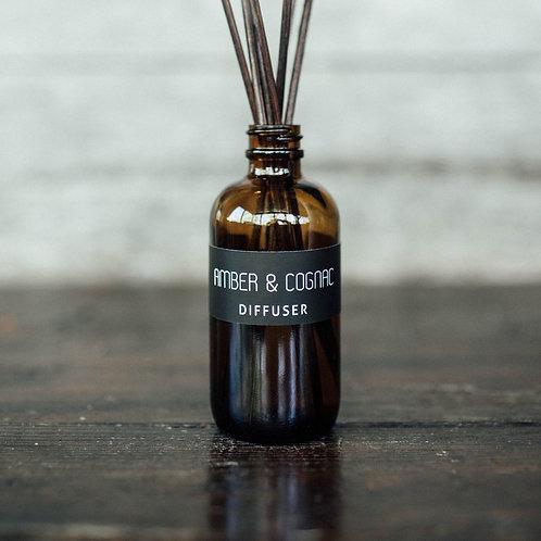 Amber & Cognac
