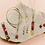 Thumbnail: Jemez Necklace | Modern Bohemian Brass Artisan Pendant