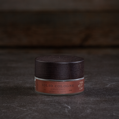 Solid Cologne Red Label