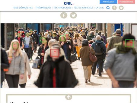 Caméras intelligentes : la CNIL alerte  : les libertés et droits fondamentaux en danger !