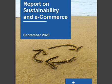Sustainability and e-commerce