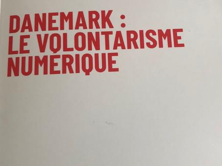 Parution de l'ouvrage de Renaissance Numérique : DANEMARK :  LE VOLONTARISME NUMÉRIQUE
