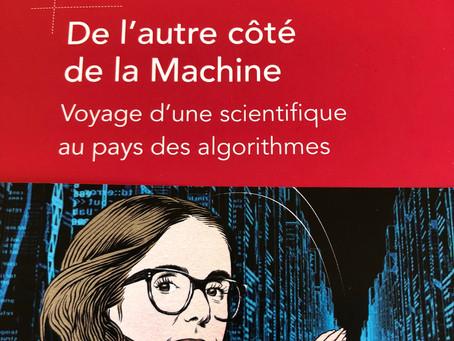 Ce qu'il y a de l'autre coté de la Machine... Aurélie Jean !