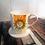 Thumbnail: Rise with the Sun Bone China Mug & Coaster Set