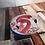 Thumbnail: Flamingos Bone China Mug & Coaster Set