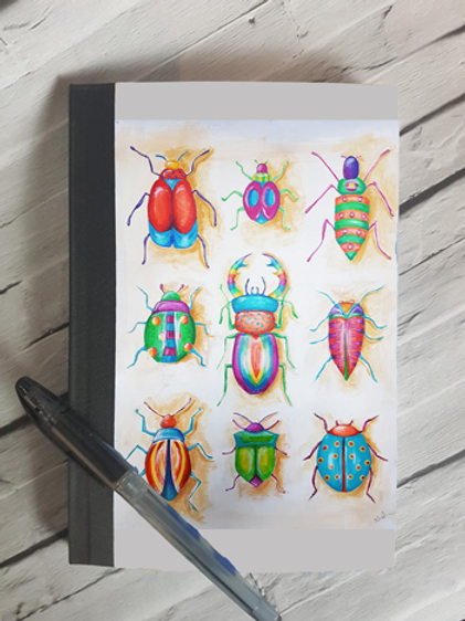 The Beetles Notebook