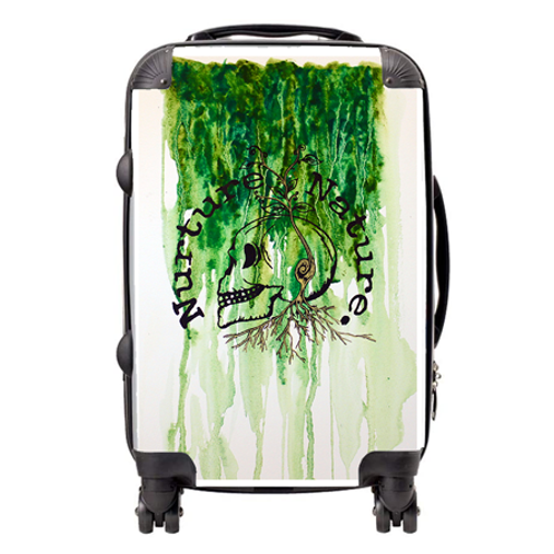 Nuture Nature Spring Suitcase  / Cabin Bag