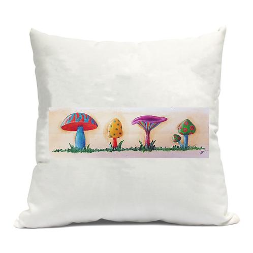 Shrooms Cushion